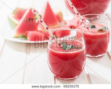 Watermelon Refreshment