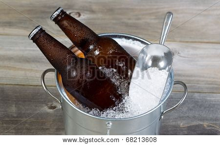 Beer On Ice For The Season