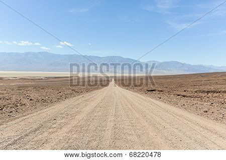 Natural Bridge Road, Badwater, Death Valley