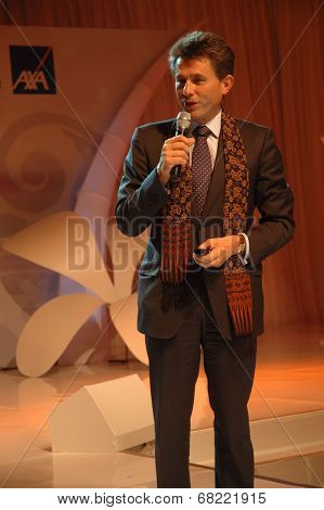 AXA CEO-Henri de Castries