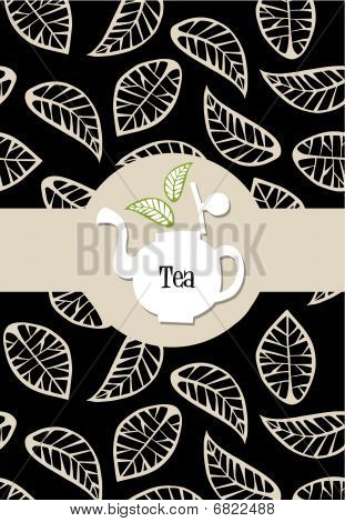 Tea Package Label