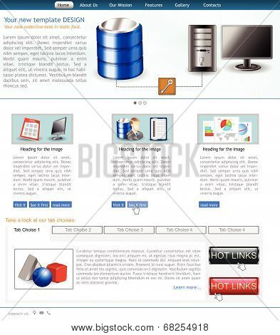 website template 4