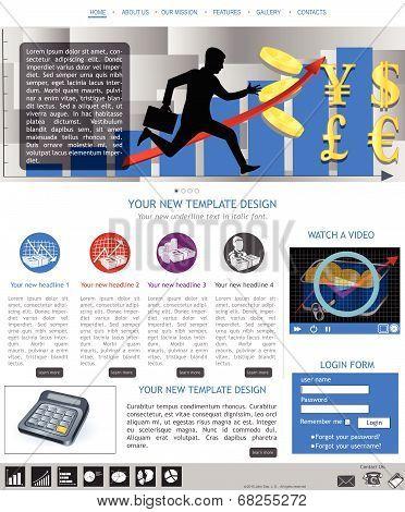 website template 1