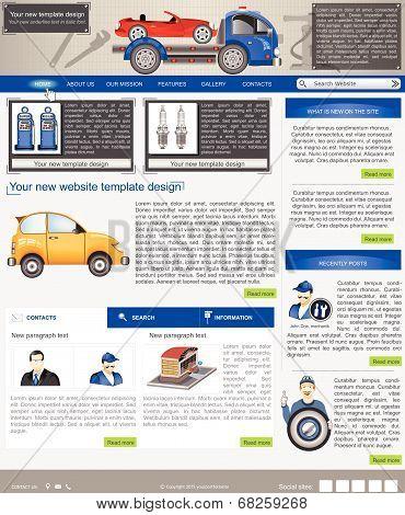 website template 42