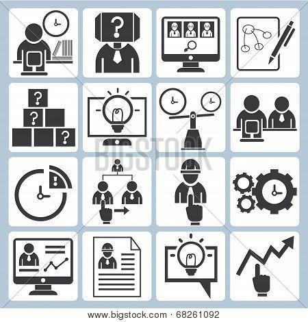 organization development icons