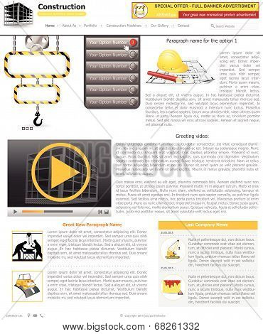 website template 64
