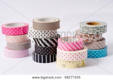 Washi Tape Roll, Masking Tape
