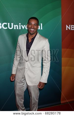 LOS ANGELES - JUL 13:  Laz Alonso at the NBCUniversal July 2014 TCA at Beverly Hilton on July 13, 2014 in Beverly Hills, CA