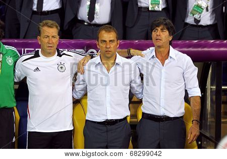 Germany National Soccer Team Manager Joachim Low
