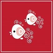 image of pisces  - Illustration of zodiac sign Pisces  - JPG