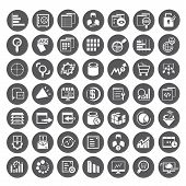 pic of revenue  - set of 40 big data icons - JPG
