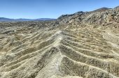 foto of mule  - Twenty Mule Team Canyon Road Death Valley National Park - JPG