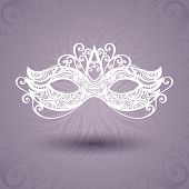 picture of masquerade mask  - Beautiful Masquerade Mask  - JPG