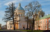 pic of trinity  - Trinity Cathedral of the Alexander Nevsky Lavra in Saint - JPG