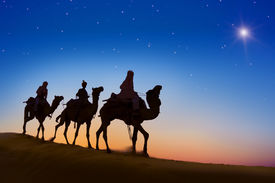 image of wise  - Three Wise Men - JPG