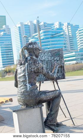 Photo Sculpture Artist, Spoiled By Vandals