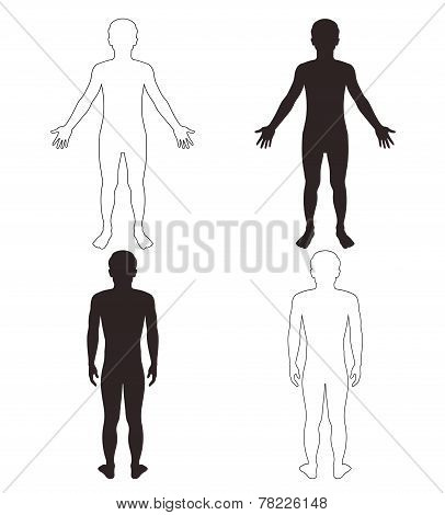 Man Body Part
