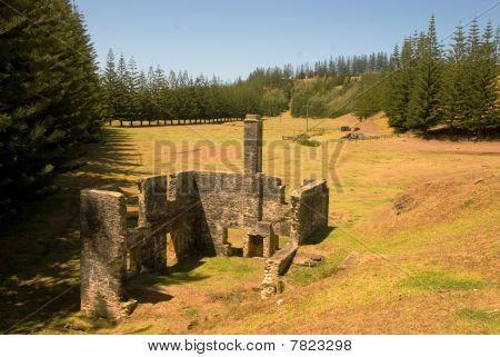 Watermill Ruins