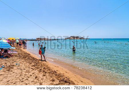 Isola Delle Correnti, Capo Passero - Sicily
