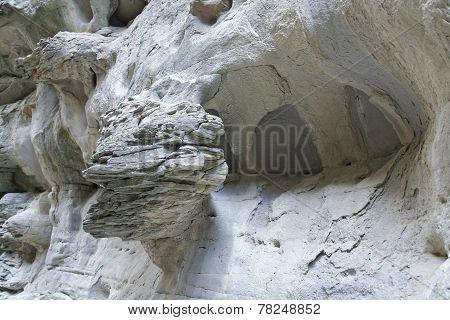 stone formation upper Missouri, Montana