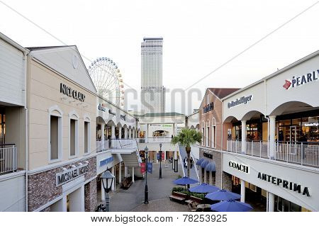 Rinku Premium Outlet Mall