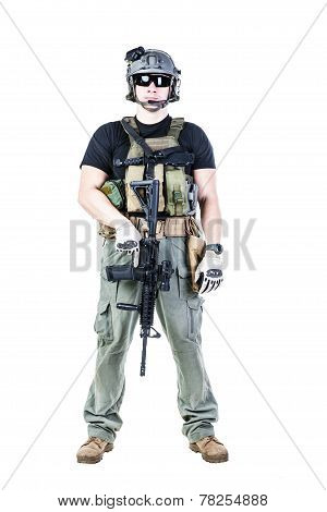 Private Military Contractor Pmc