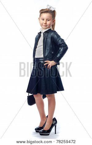 Little Woman Of Fashion