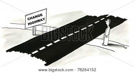 Change Highway