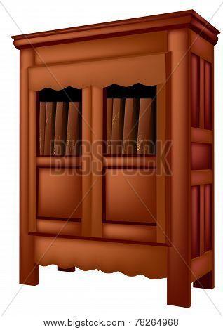 Bookcase Antique