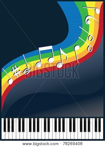 Music Like A Rainbow