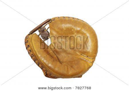 Vintage Catcher's Mitt