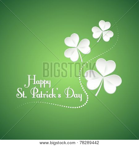 St. Patrick's Day. Eps 10.