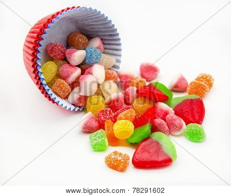 Assorted Candy Jelly