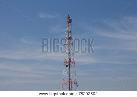 Phone towers