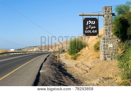 Golan Heights