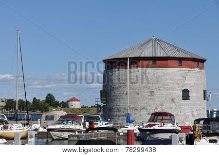 The Shoal Tower in Kingston, Canada
