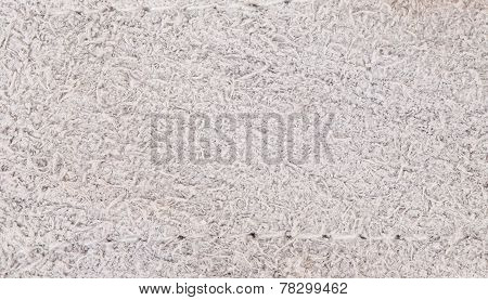 wooly felt material
