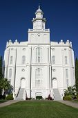 St. George Mormon Temple