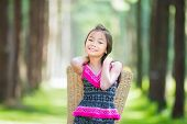 picture of hmong  - Traditionally dressed hill tribe children in chiangmai