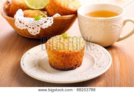 Lime Cakes