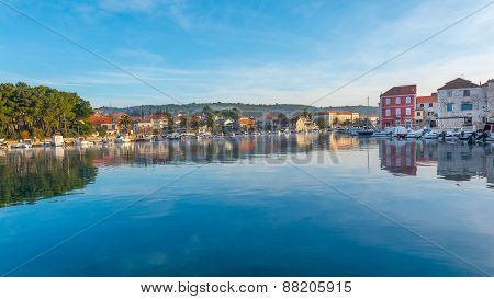 Stari Grad, Morning Sun, Croatia