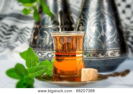 Mint Tea