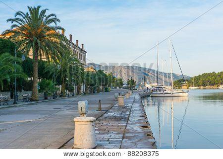 Stari Grad Marina, Croatia