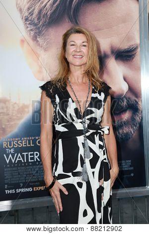 LOS ANGELES - FEB 16:  Wendy Wilkins at the