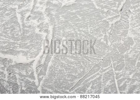 Gray textured wall background