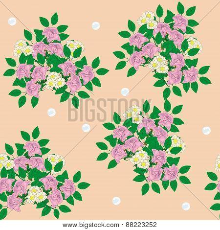 exclusive Flower Pattern