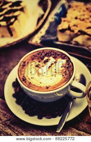 Coffee Mocha Hot