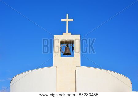 Modern Church Tower