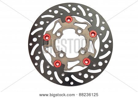 Isolated new disc brake