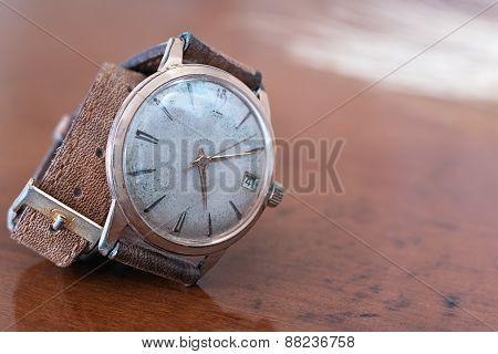 Old Wrist Watch